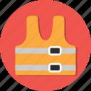 circle, fashion, general, jacket, safe, swim, tool icon
