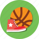 ball, fashion, foot, footwear, shoes, sock icon