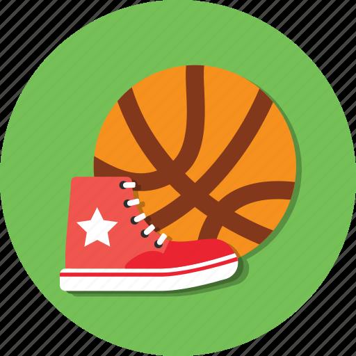ball, fashion, foot, footwear, shoes, sock icon
