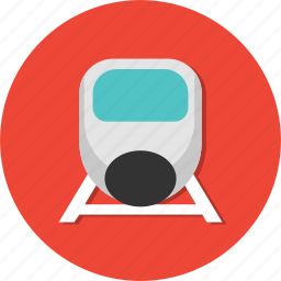 carrier, mode, speed, train, transport, transportation, vehicle icon