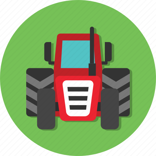 car, carrier, mode, tractor, transport, transportation, vehicle icon