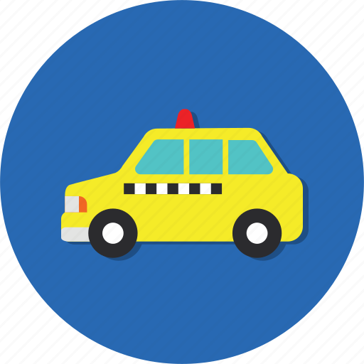 car, carrier, mode, taxi, transport, transportation, vehicle icon