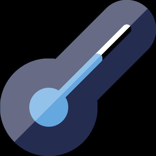 cold, temperature, weather icon