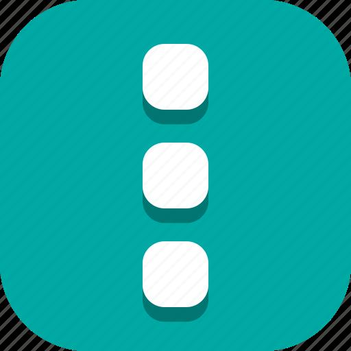overflow icon