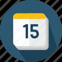 calendar, date, events, list, schedule, wish
