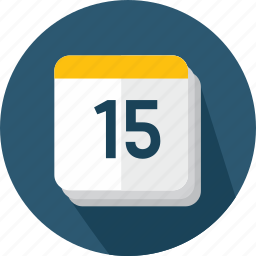 calendar, date, events, list, schedule, wish icon