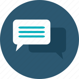 balloon, live chat, message, multimedia, speech bubble icon