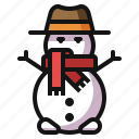 christmas, holiday, santa, snow, snowman, winter