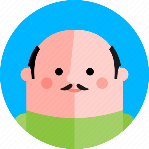 Avatar, boy, character, male, man, people, profile icon - Download on Iconfinder
