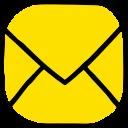 communication, email, media, network, social, social media, web icon