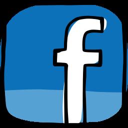 communication, facebook, media, network, social, social media, web icon