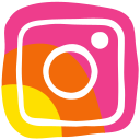 communication, instagram, media, network, social, social media, web icon