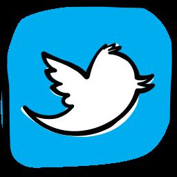 communication, media, network, social, social media, twitter, web icon