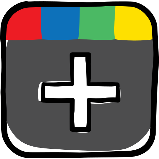 Communication, google, media, network, plus, social, social media icon - Free download