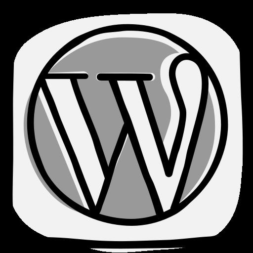 communication, media, network, social, social media, web, wordpress icon