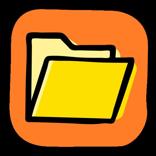 catalogue, directory, files, folder, listings, media, social icon