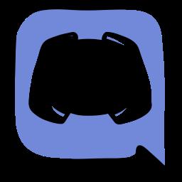 communication, conversation, discord, gamer, media, social, speech bubble, voice icon