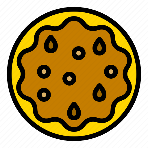 Bakery, food, pastry, pecan pie, thanksgiving icon - Download on Iconfinder