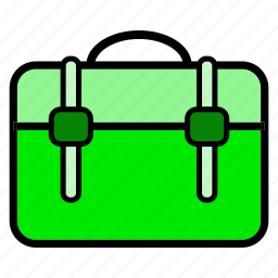 adventure, bag, college, employee, office, suitcase icon