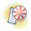 beach, holiday, travel, vacation icon