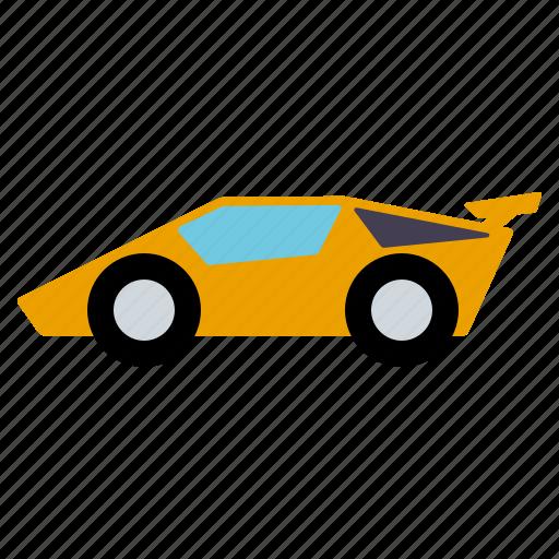 automotive, car, luxury, sports car, super, traffic, transportation icon