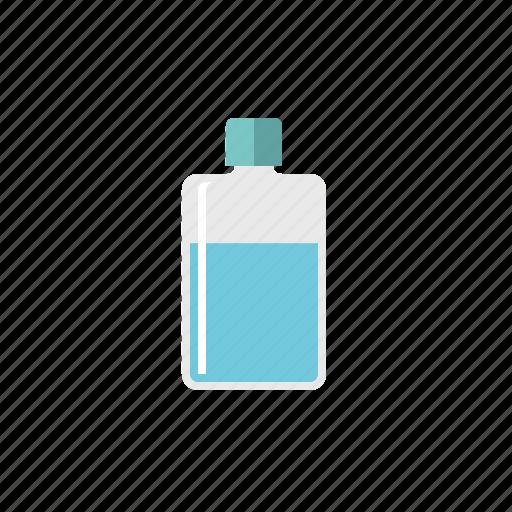 bathroom, beauty, bottle, dental, hygiene, mouthwash icon