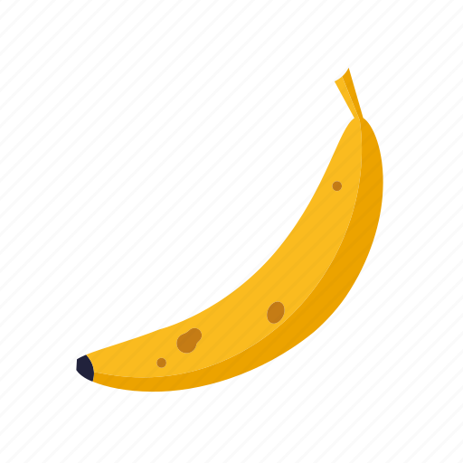 banana, eating, food, fruit, healthy icon