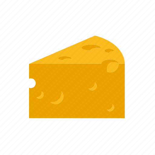 cheese, dairy, emmental, food, swiss icon