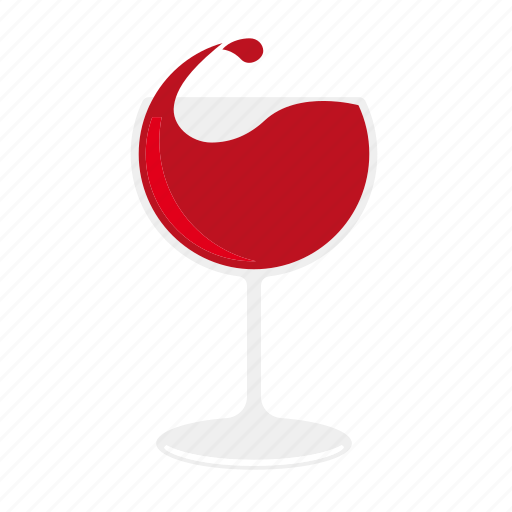 beverage, drink, drop, food, glass, red wine, wine icon