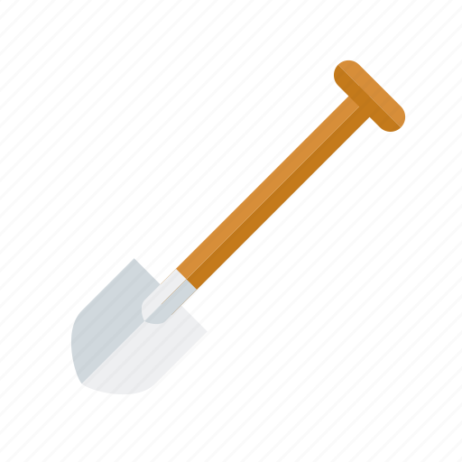 equipment, garden, gardening, shovel, spade, tool icon