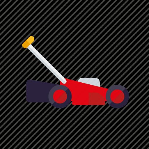 appliance, equipment, garden, gardening, lawnmower, tool icon