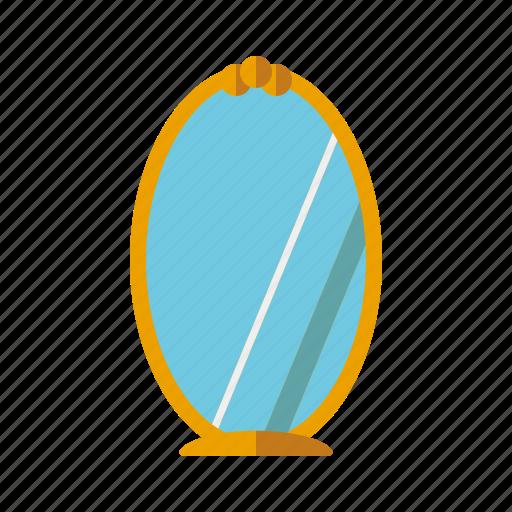 decoration, furniture, home, interior, mirror icon