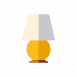 decoration, furniture, interior, lamp, light icon
