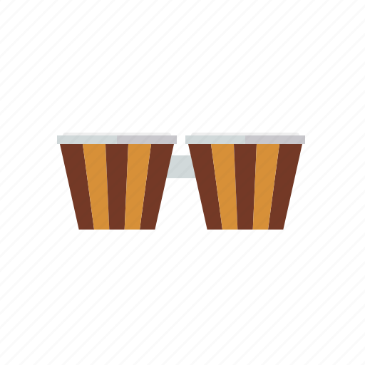 bongos, drum, instrument, music, percussion, rhythm, sound icon