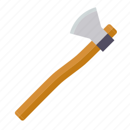 axe, craft, lumber, tool, workshop icon