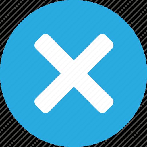 Cancel, close, cross, delete, error, remove icon - Download on Iconfinder