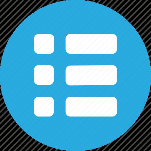 check, interface, list, menu, order, point icon