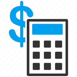 account balance, accounting, calculation, calculator, finance, financial, money icon