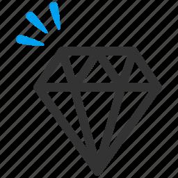 award, crystal, diamond, diamonds, gem, jewel, jewelry icon