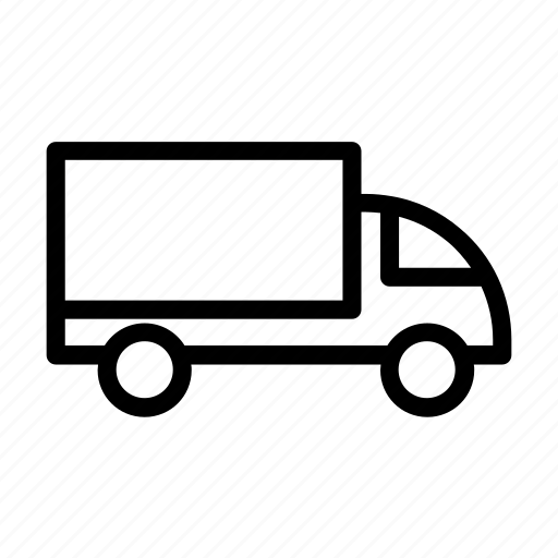 commerce, delivery, package, shipping, transport, transportation, truck icon