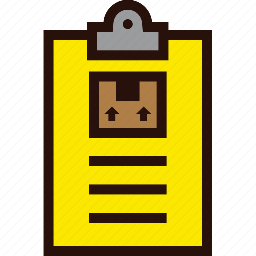box, delivery, mail, mailman, package, schedule icon