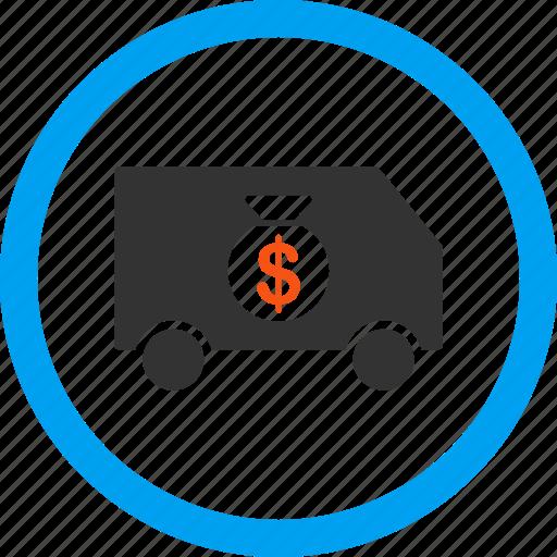 auto, automobile, bank, collector car, transport, transportation, vehicle icon