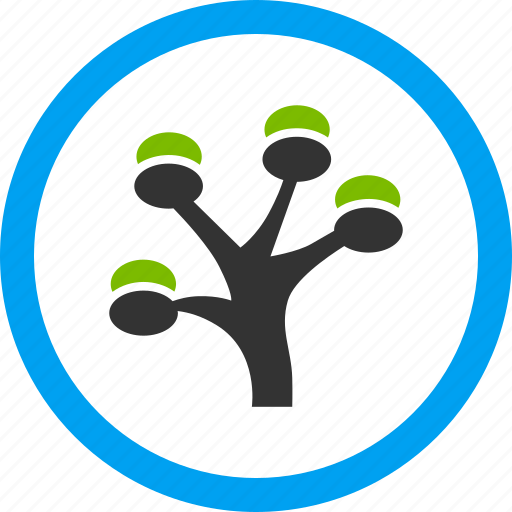 business project, finance, money tree, plant, startup, success, venture company icon