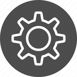 cog, configuration, desktop, gear, machine part, options, preferences, setting, settings, technology, tool, tools icon