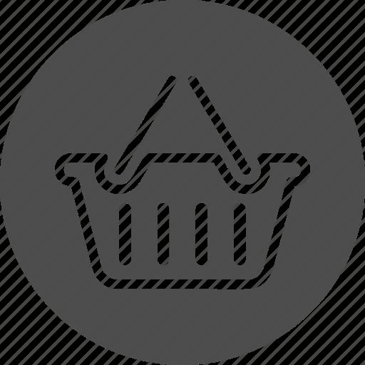 basket, buy, cart, ecommerce, goods, market, shop, shopping, store, supermarket icon