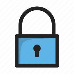 close, lock, padlock, safe, security icon