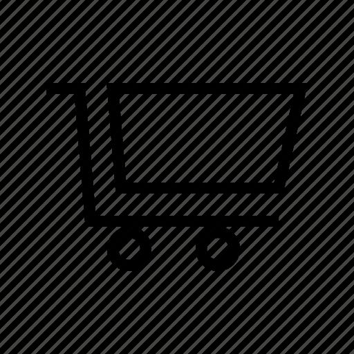 cart, commerce, market, shop, supermarket icon