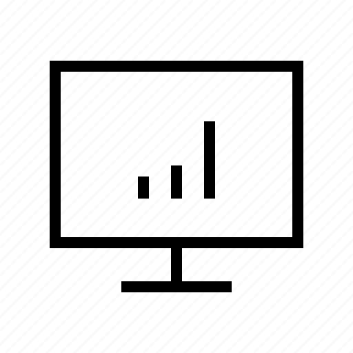 bar, chart, commerce, display, market, shop, supermarket icon
