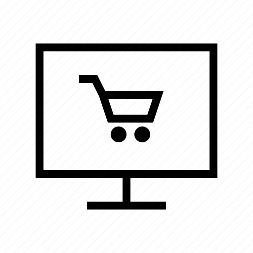 cart, commerce, display, market, shop, supermarket icon