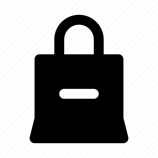 bag, commerce, interface, remove, shop, ui, ux icon